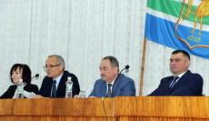 Состоялась внеочередная сессия народных депутатов