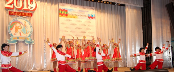 В Северной столице прошёл фестиваль русской культуры