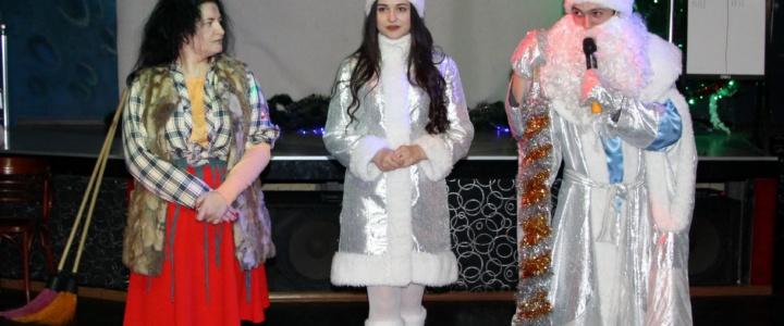 В Рыбнице прошёл рождественский бал для одаренных школьников