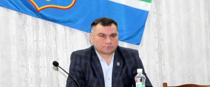 Виктор Тягай принял участие в итоговом собрании отдела по делам ГО и ЧС