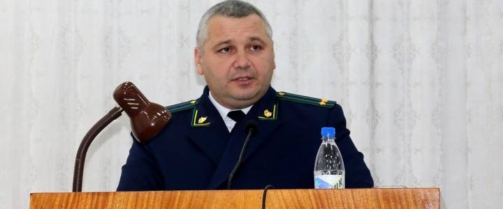 Рыбницкая прокуратура подвела итоги деятельности за 2019 год