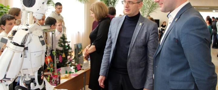 В Рыбнице состоялась выставка «Техно-Интеллект»