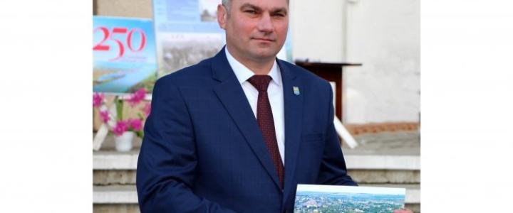 Виктор Тягай дал интервью газете «Приднестровье»