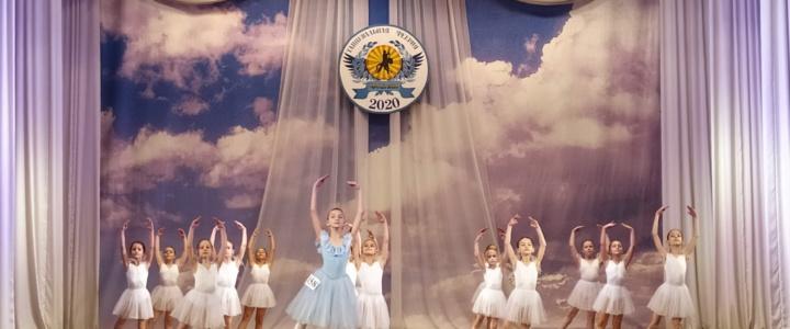 Образцовый хореографический коллектив «Арабеск» занял призовые места в конкурсе «Танцевальная феерия – 2020»