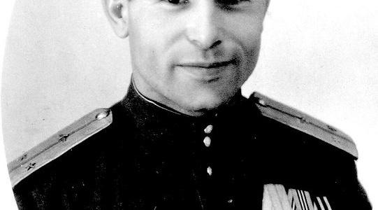 Жизненный путь героя Великой Отечественной войны из села Плоть