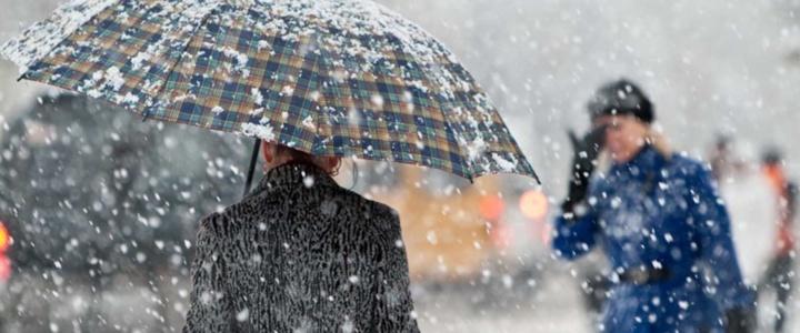 5 и 6 февраля в республике ожидается резкое изменение погодных условий