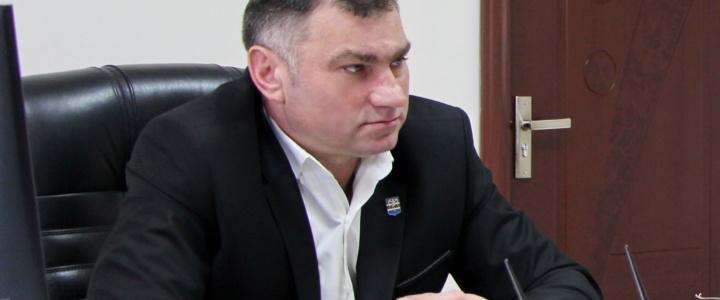 Виктор Тягай провёл личный приём граждан