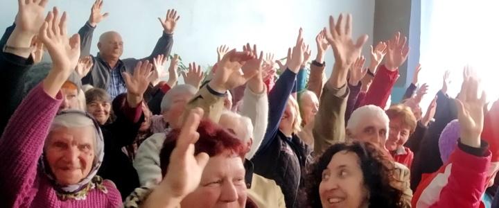 В Попенках состоялись общественные слушания