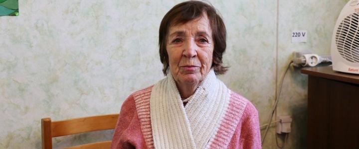 Рыбничанка Галина Суханова – жительница блокадного Ленинграда