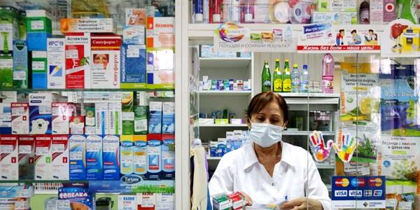 Во время карантина в аптеках может находиться не более 7 покупателей