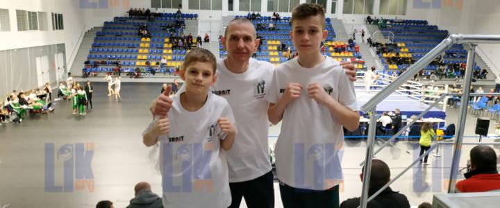 Рыбницкие кикбоксеры стали чемпионами Болгарии