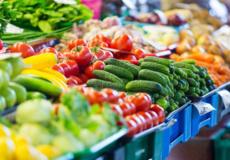 Адреса объектов торговли плодоовощной продукцией (обновлённые)