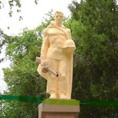 В музее села Воронково рассказали о местных памятниках героям Великой Отечественной войны