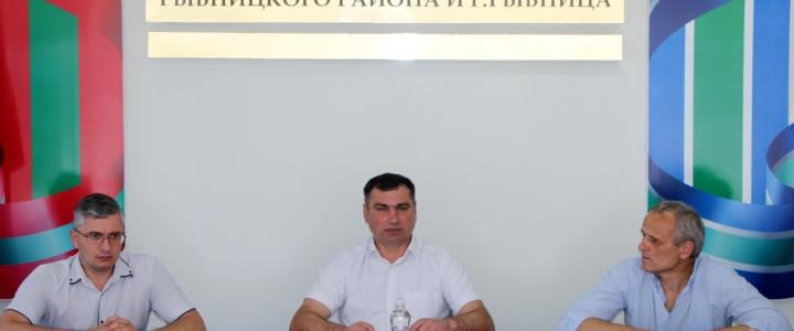 Виктор Тягай провел очередное заседание оперштаба
