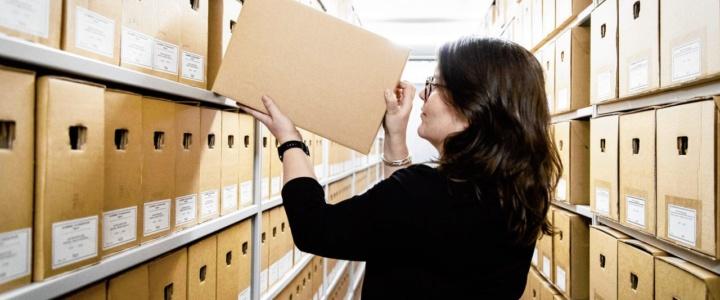 Поздравление главы госадминистрации с Днём работников архивов и управления документацией