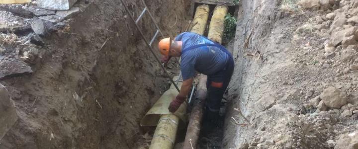 Магистраль по ул. Куйбышева отремонтирована