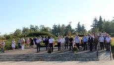 Рыбничане вспоминают погибших защитников Приднестровья