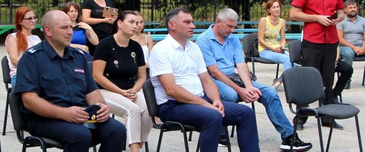 Виктор Тягай принял участие в церемонии награждения волонтёров