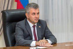Виктор Тягай принял участие в рабочем совещании Президента ПМР