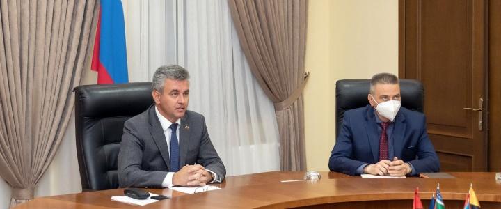 Глава госадминистрации принял участие в совещании Президента, посвященном обеспечению продовольственной безопасности