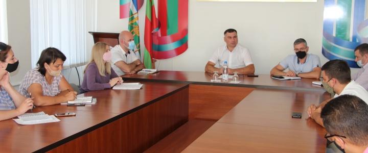 Виктор Тягай провёл еженедельное заседание территориального оперштаба по борьбе с распространением коронавирусной инфекции.
