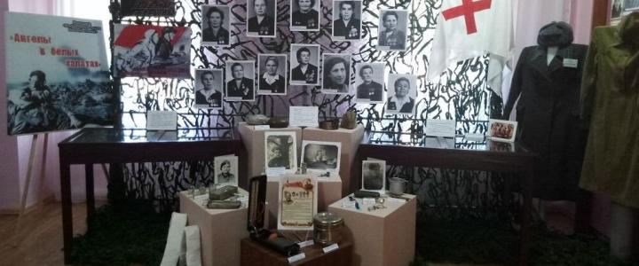 В Рыбнице открылась выставка «Ангелы в белых халатах»