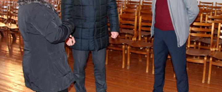 Глава госадминистрации посетил село Выхватинцы