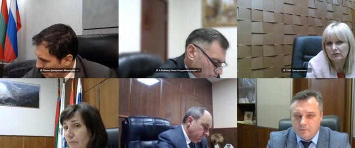 Виктор Тягай принял участие в совещании Председателя Правительства