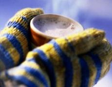 Правила поведения на морозе и при обморожении