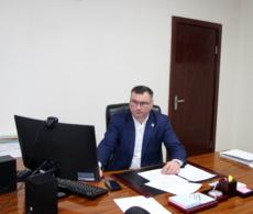 Глава госадминистрации принял участие в итоговом собрании отдела по делам ГО и ЧС