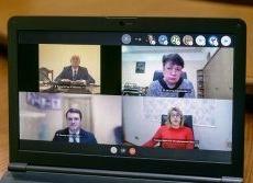 Коллегии министерств и ведомств по итогам деятельности в 2020 году пройдут в режиме видеоконференций