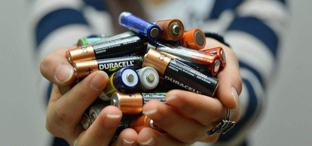 Информация об организованных пунктах сбора батареек