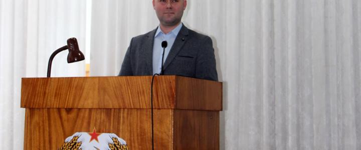В Рыбнице состоялись общественные слушания по проекту местного бюджета на 2021 год