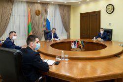 Глава госадминистрации принял участие в совещании Президента, посвященном реализации программы ФКВ-2021