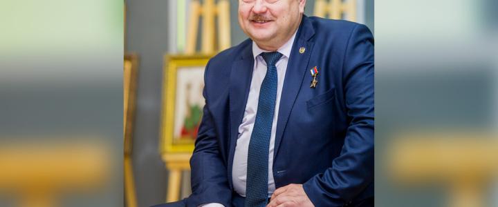 Уроженцу Рыбницы – Герою РФ Олегу Крюкову исполнилось 54 года